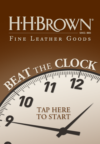 Screenshot H.H. Brown Beat The Clock