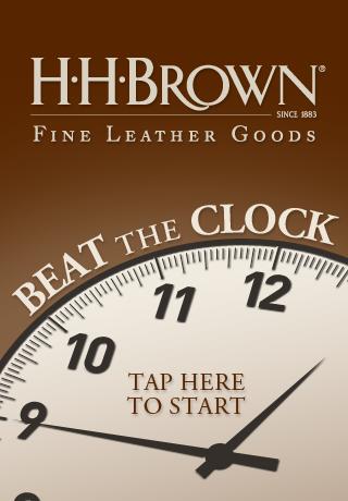 Screenshot H.H. Brown Beat The Clock