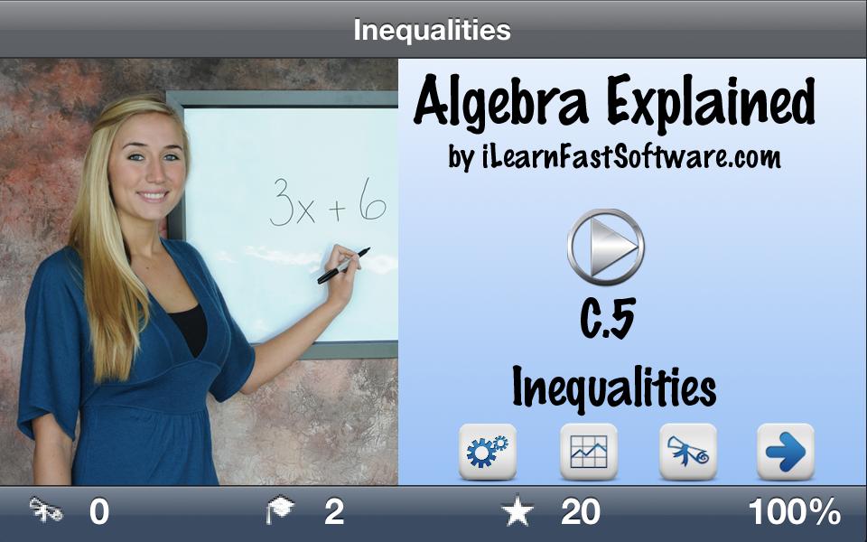 5 inequality
